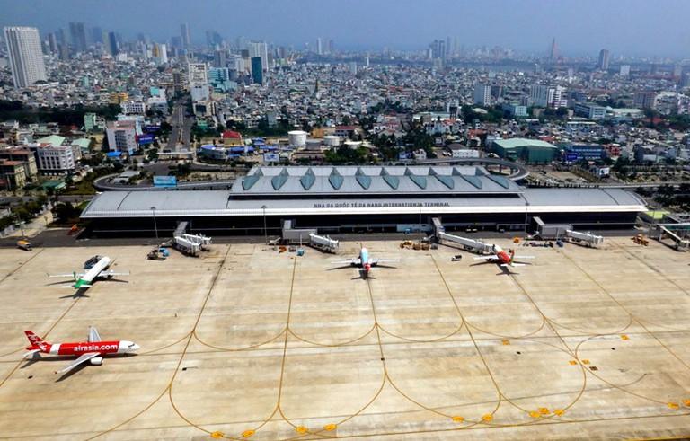 Đà Nẵng: Hơn 420 tỉ đồng mở rộng sân bay quốc tế