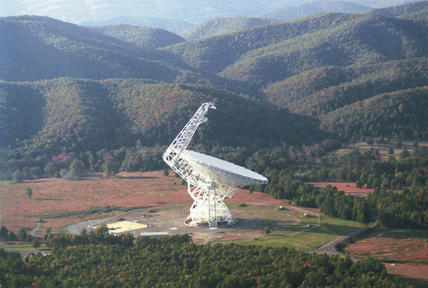 Một đài viễn vọng khác.