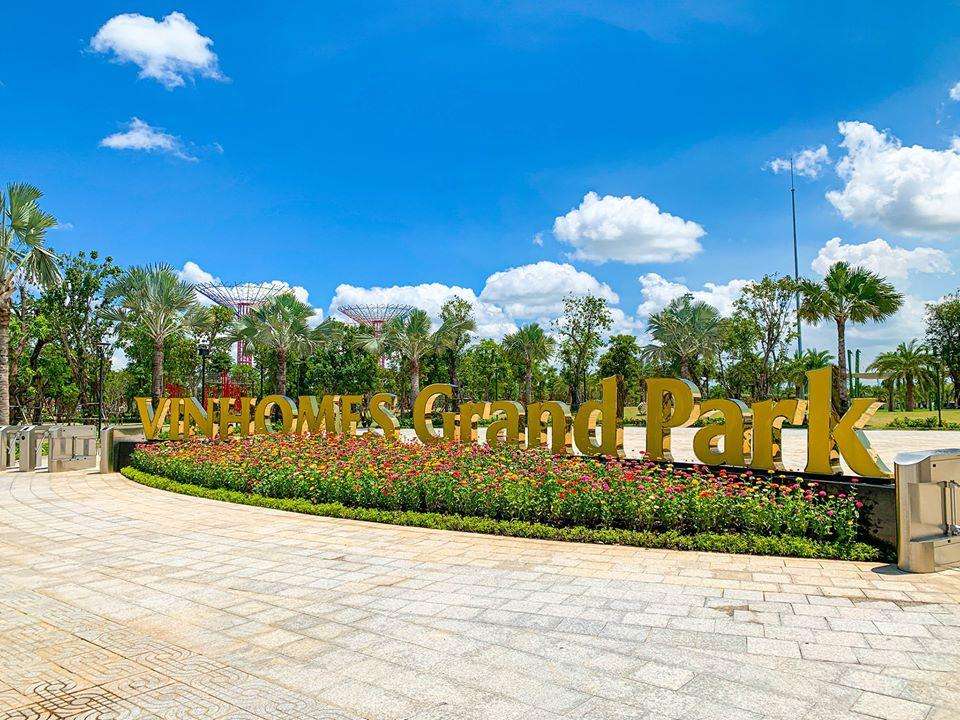 Vinhomes Grand Park quận 9 - Căn hộ thông minh giữa lòng thành phố 486403771
