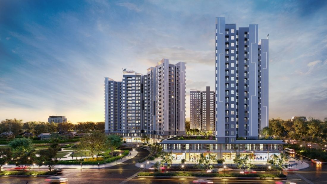 Cơ hội sở hữu căn hộ đầu tiên tại khu Tây Sài Gòn chỉ với 300 triệu