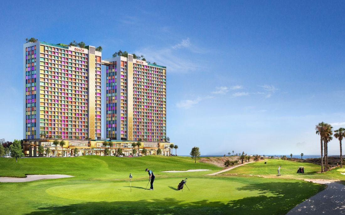 Căn hộ khách sạn Dolce Penisola Quảng Bình 5