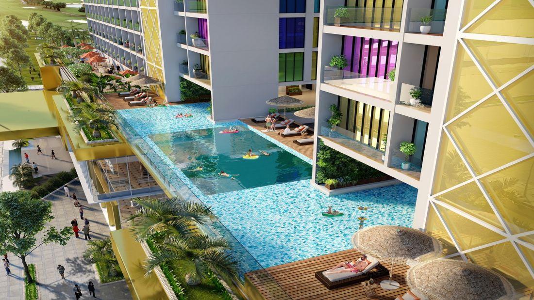 Căn hộ khách sạn Dolce Penisola Quảng Bình 4