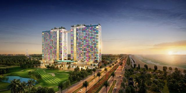 Căn hộ khách sạn Dolce Penisola Quảng Bình 1