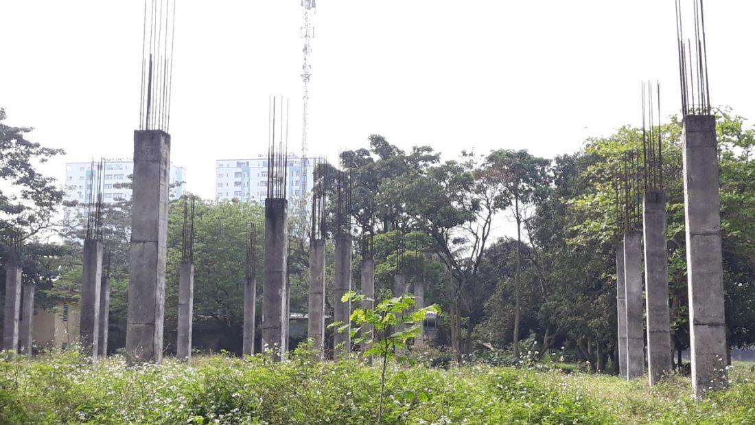 Một trong những dự án tại vị trí đất vàng ở phường Cửa Nam, Tp Vinh