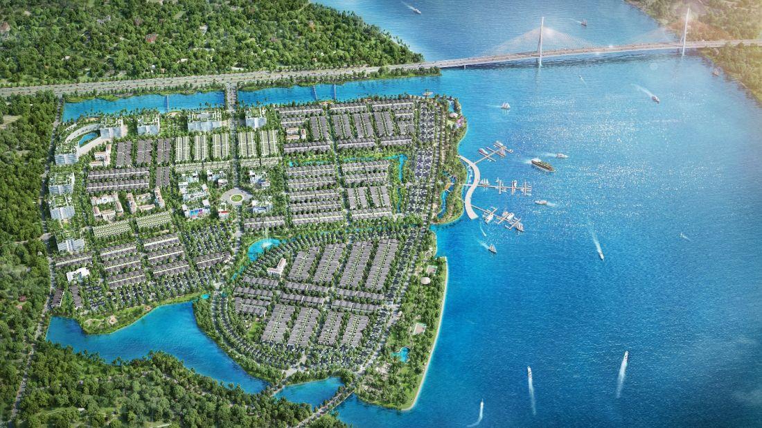 King Bay - đô thị xanh liền kề trung tâm, bứt phá để về đích