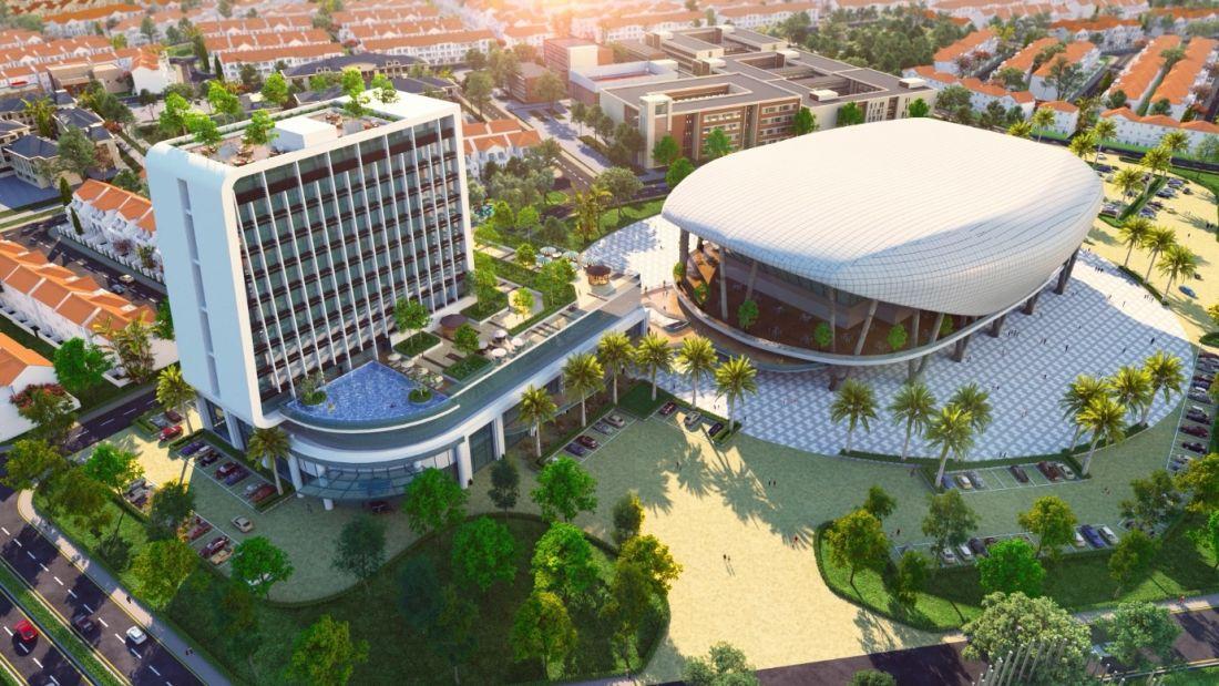 5 động lực lớn thúc đẩy bất động sản đô thị sinh thái tăng trưởng