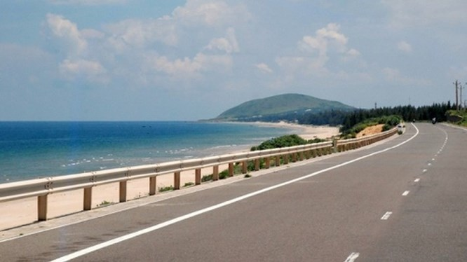 Nghệ An: Khởi công xây dựng tuyến đường ven biển hơn 520 tỉ đồng