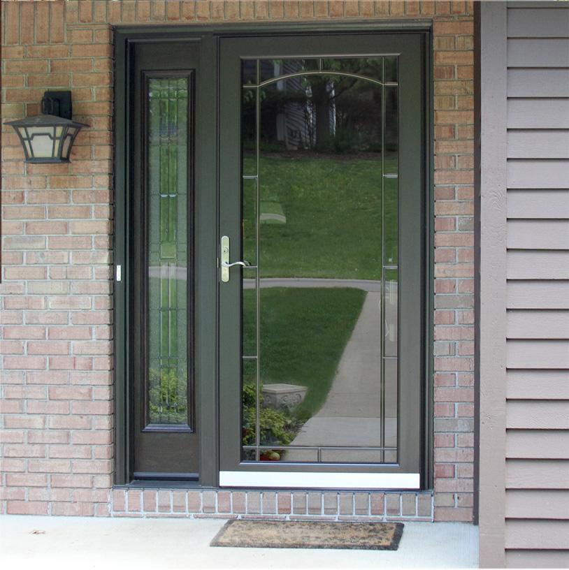 Kích thước cửa chính 2 cánh