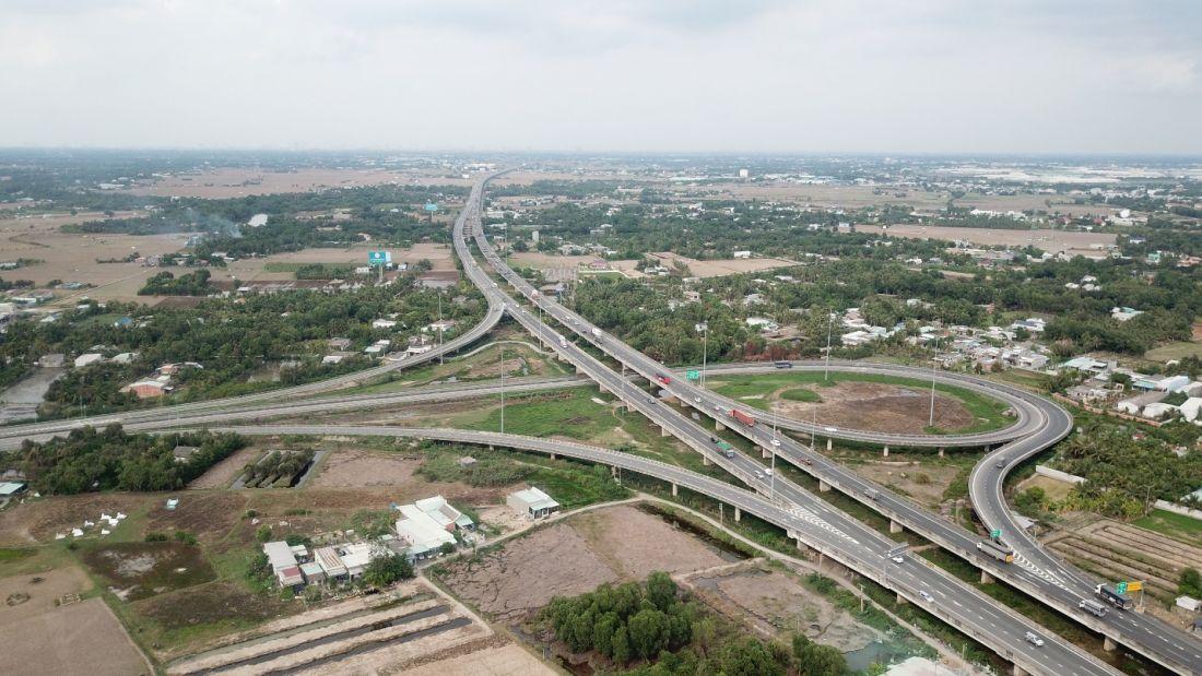 Long An đón sóng bất động sản khi hạ tầng được đầu tư mạnh