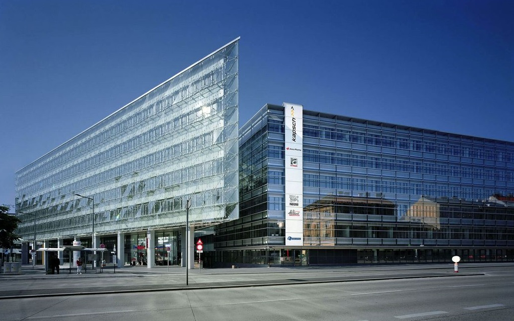 Châu  Âu muốn xây dựng cao ốc văn phòng giống bệnh viện