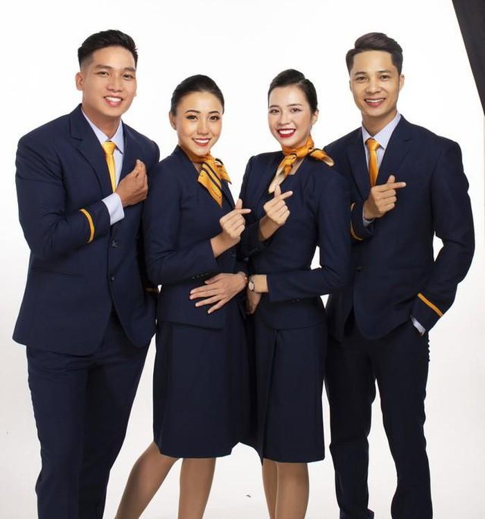 Pacific Airlines chính thức ra mắt đồng phục tiếp viên và bộ nhận diện thương hiệu mới 1