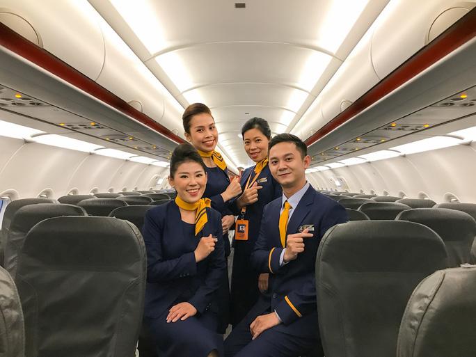 Pacific Airlines chính thức ra mắt đồng phục tiếp viên và bộ nhận diện thương hiệu mới 2