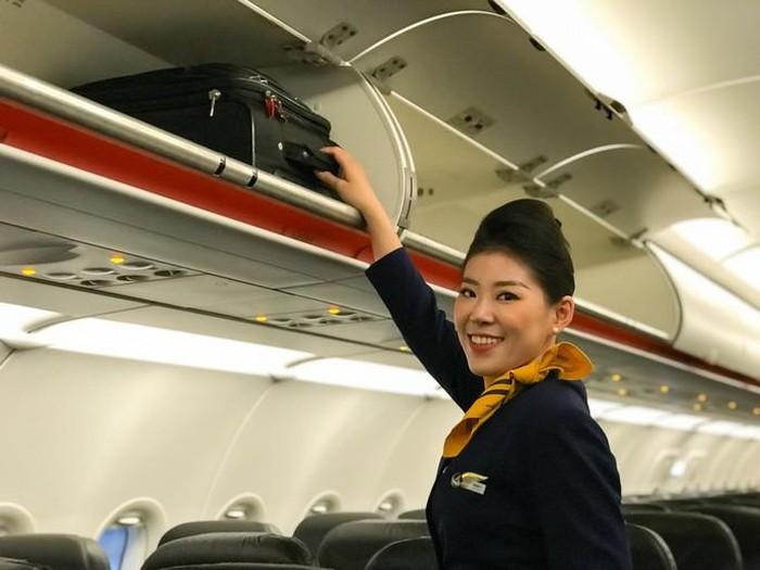 Pacific Airlines chính thức ra mắt đồng phục tiếp viên và bộ nhận diện thương hiệu mới 3