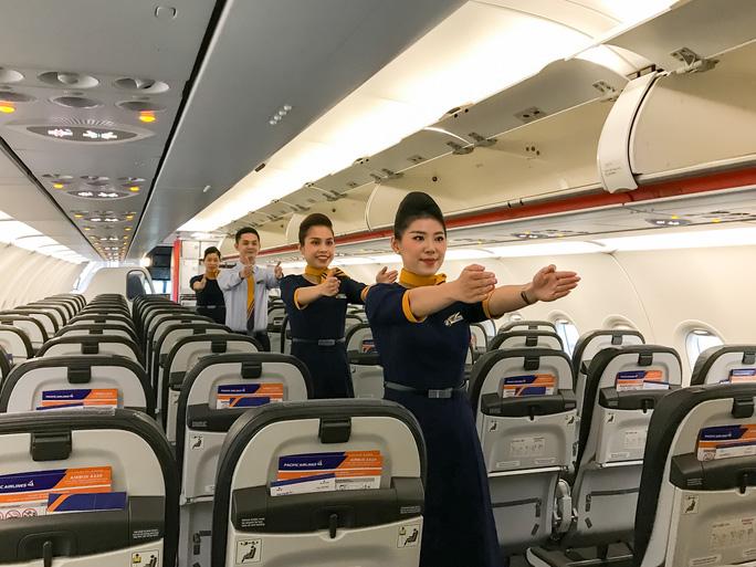Pacific Airlines chính thức ra mắt đồng phục tiếp viên và bộ nhận diện thương hiệu mới 4