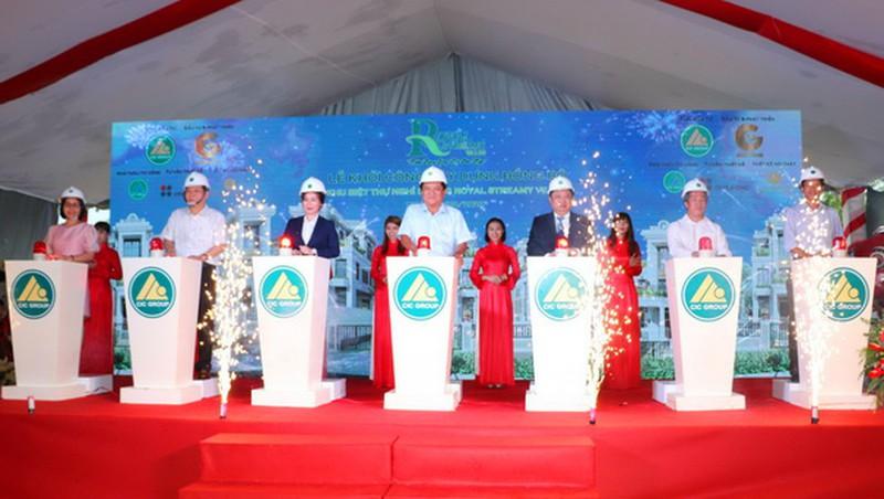 Khởi công dự án nghỉ dưỡng Royal Streamy Villas gần 540 tỉ đồng tại Phú Quốc
