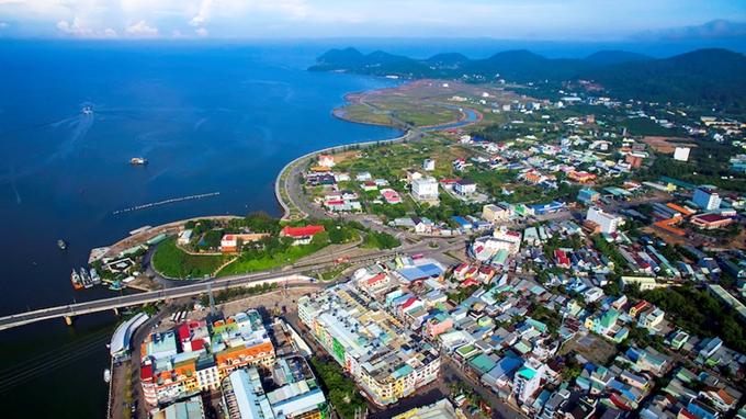 Thành lập Khu kinh tế cửa khẩu Hà Tiên rộng 1.600ha