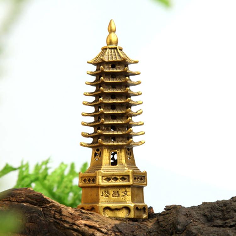 Mô hình tháp văn xương thu nhỏ