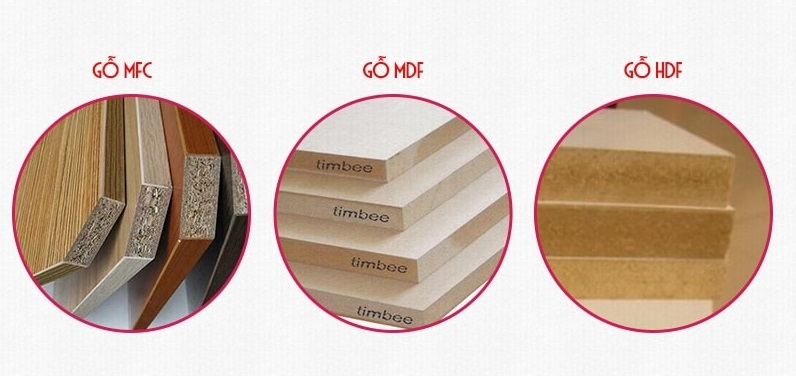 Cửa gỗ công nghiệp và cách phân loại