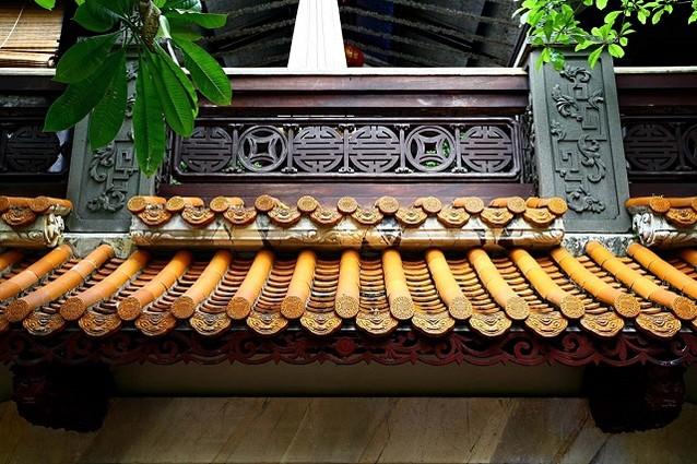 Ngói trong kiến trúc truyền thống