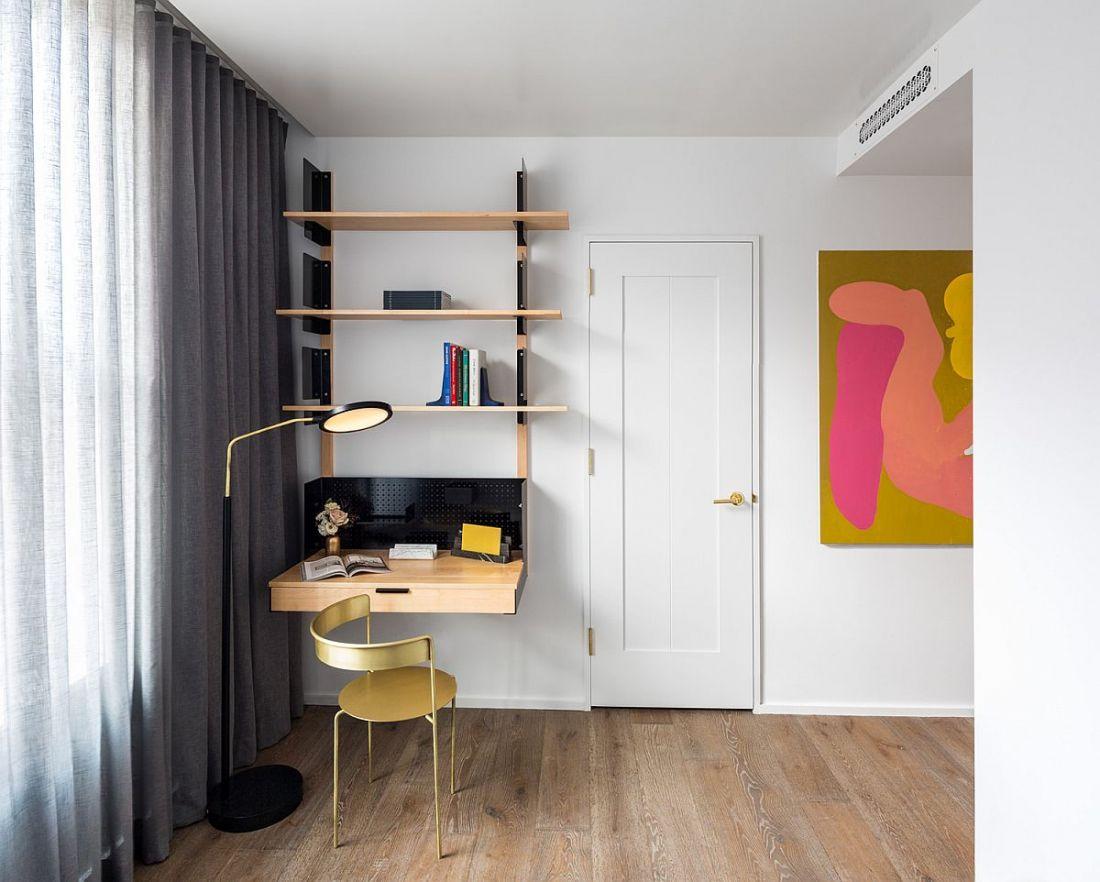 Ấn tượng về căn hộ đầy màu sắc