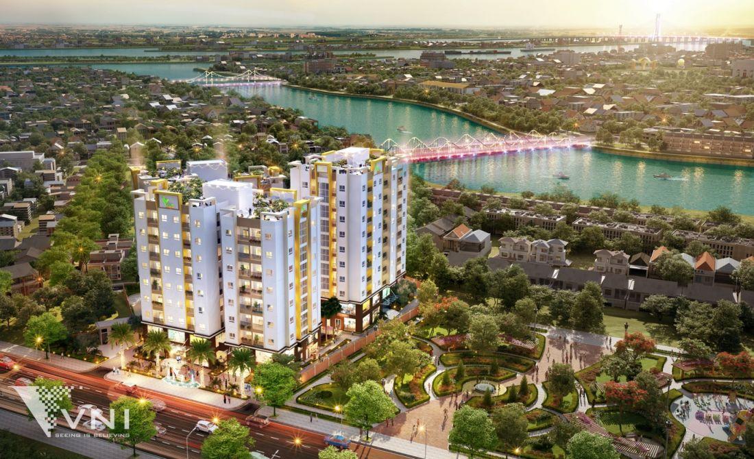 Những lý do tạo nên sức hút của dự án NOXH Victoria Premium tại trung tâm TP. Mỹ Tho