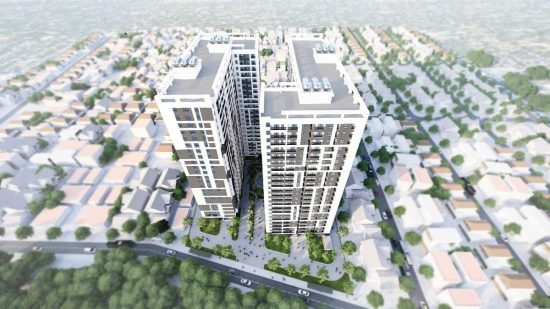Can ho Parkview Apartment Thuan An 1
