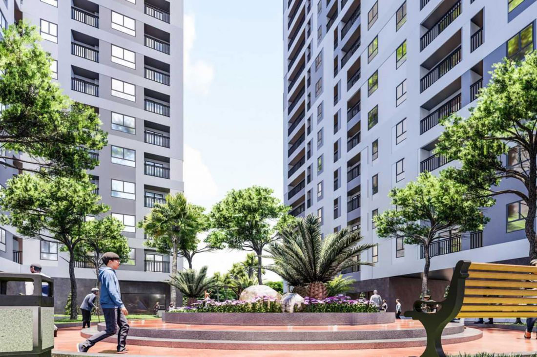 Can ho Parkview Apartment Thuan An 2