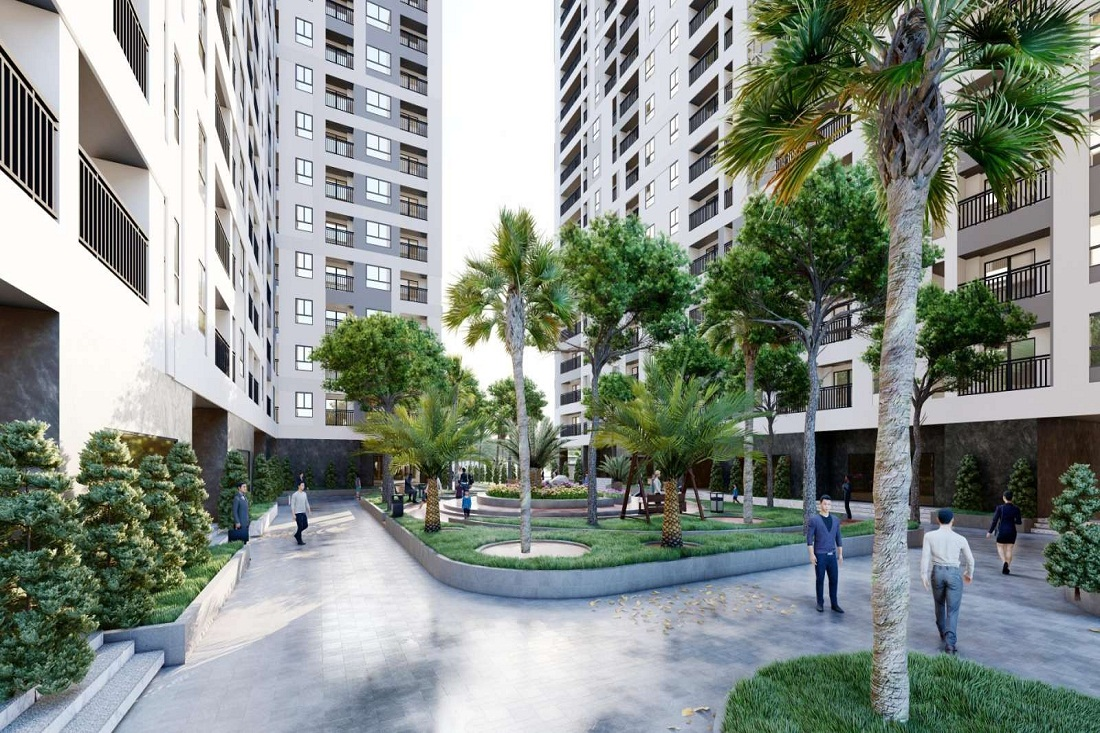 Can ho Parkview Apartment Thuan An 3