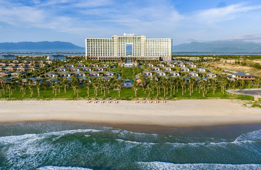 Biệt thự Ocean Luxury Villa – Radisson Blu Resort Cam Ranh 4