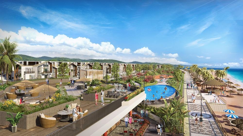 Tiện ích dự án biệt thự The Seahara Phú Yên