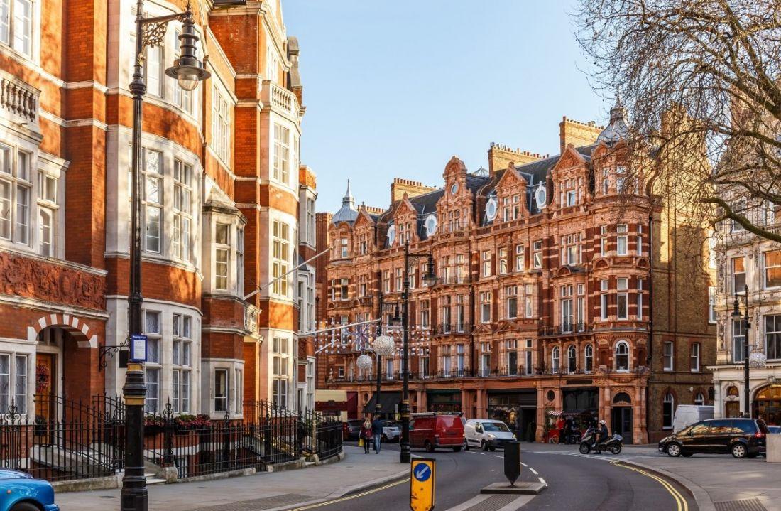 Bất động sản London thu hút nhà đầu tư Trung Quốc, Hong Kong