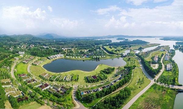Vụ lấp hồ Đại Lải làm biệt thự nghỉ dưỡng, sân golf: Luật sư nói gì?