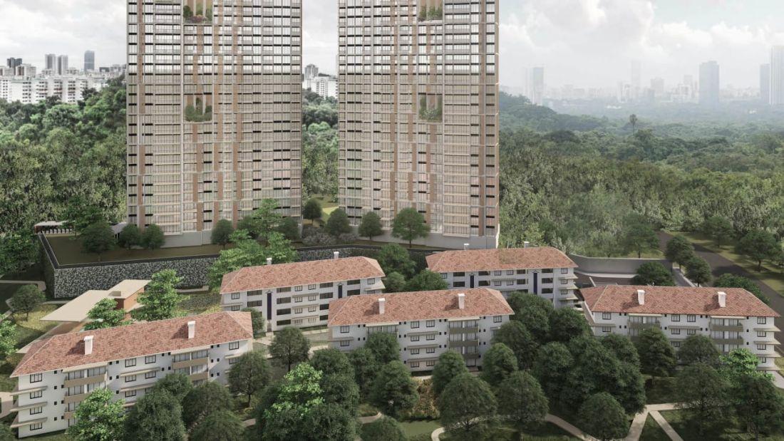 Singapore sắp có các tòa nhà lắp ghép cao nhất thế giới