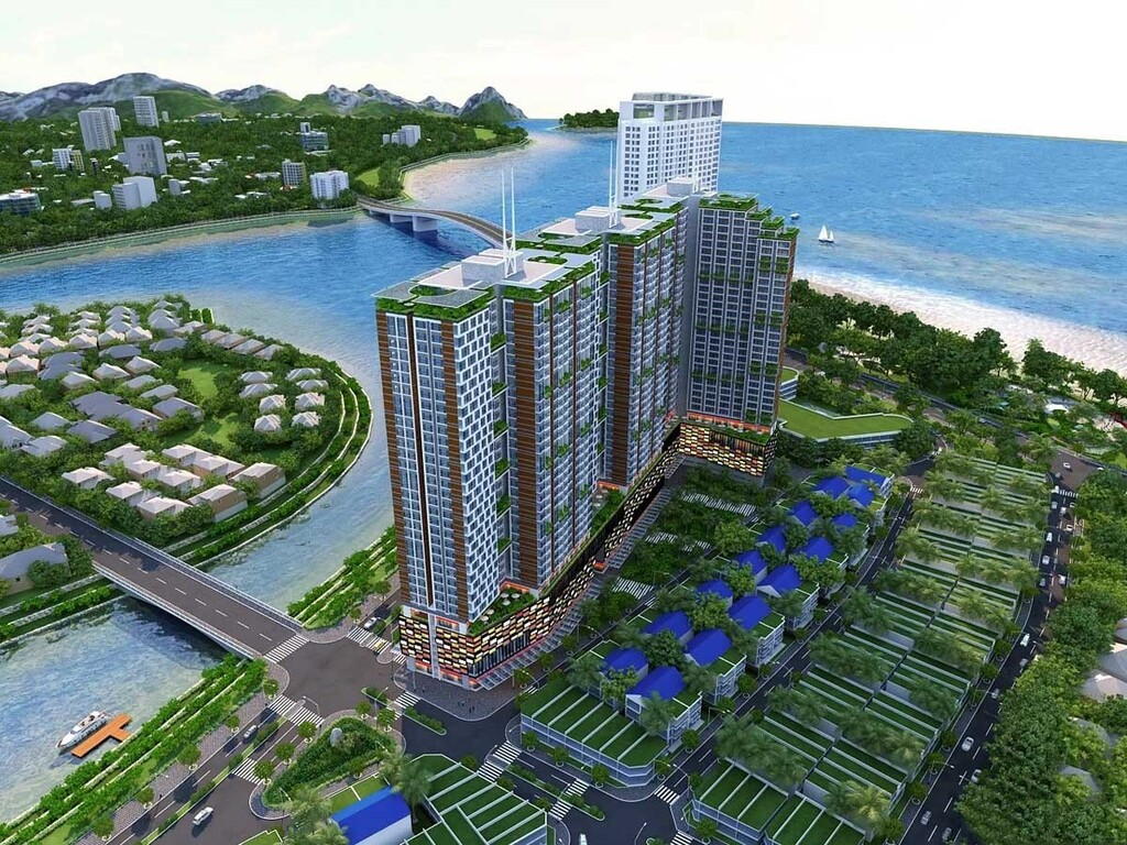 Căn hộ The Aston Luxury Residence Nha Trang 2