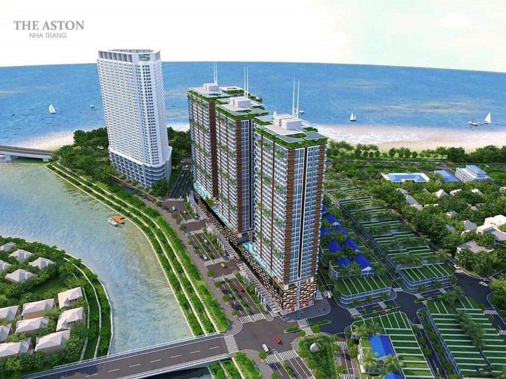 Căn hộ The Aston Luxury Residence Nha Trang 1