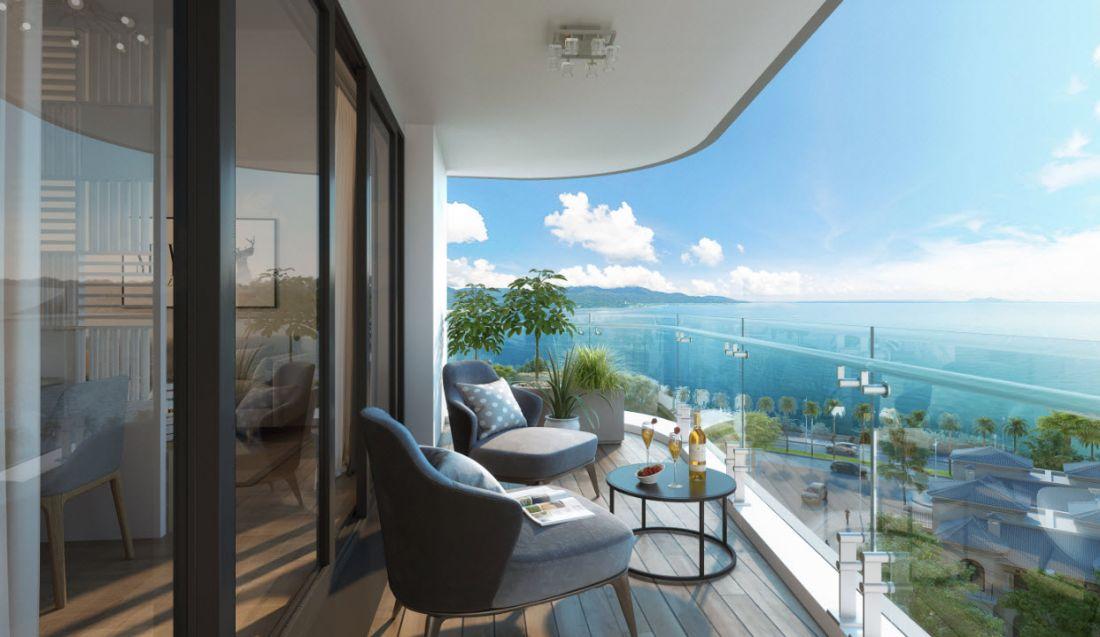 Căn hộ The Aston Luxury Residence Nha Trang 3