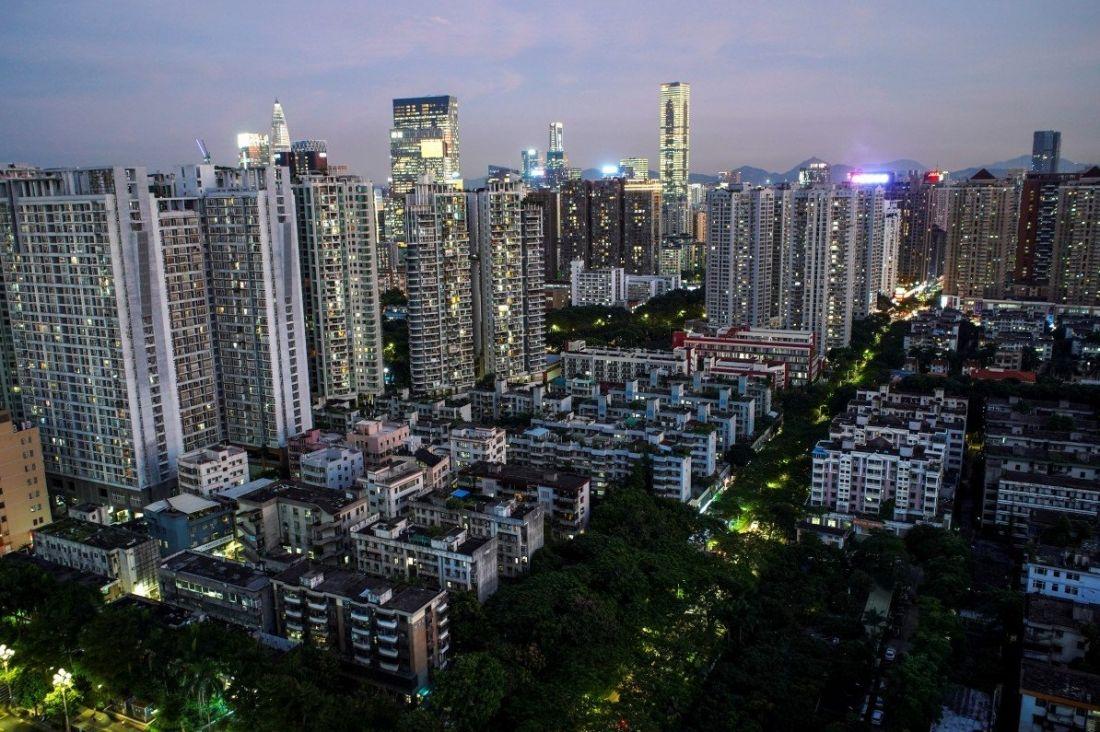 Nhà đầu tư nước ngoài thận trọng với bất động sản Trung Quốc