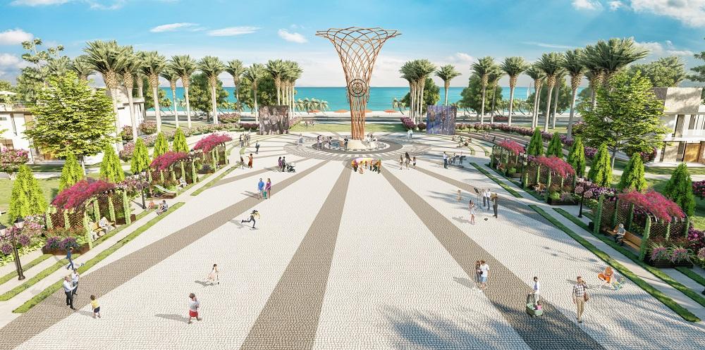 Khu du lịch nghỉ dưỡng Trà Cổ Long Beach Luxury Quảng Ninh 7