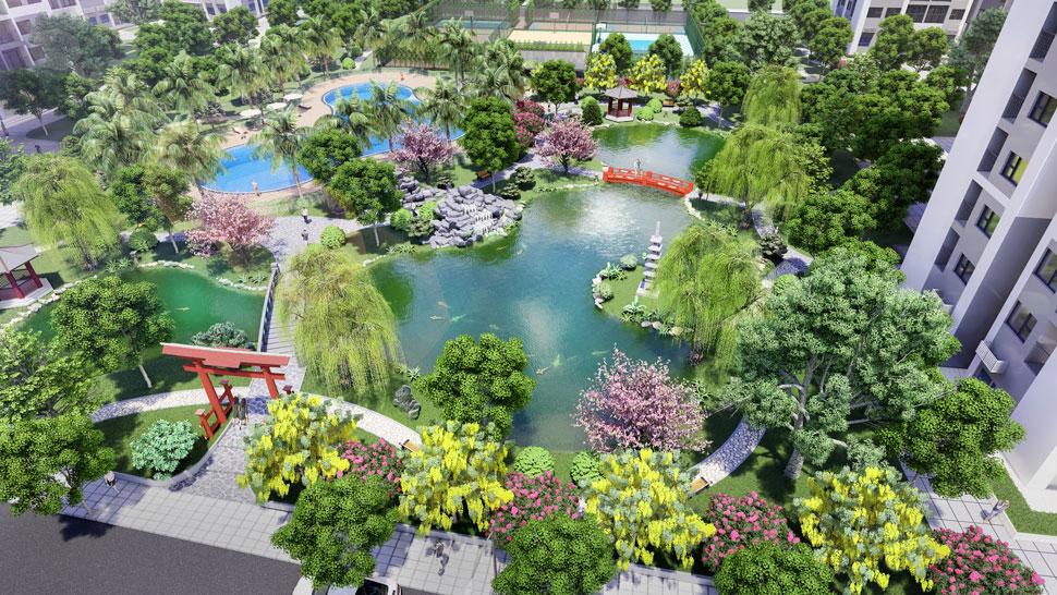 Căn hộ The Origami - Vinhome Grand Park Quận 9