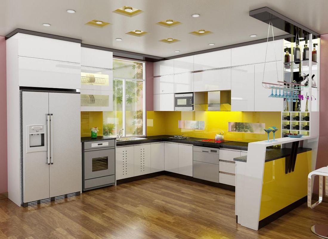 Sử dụng tủ bếp làm bằng nhựa có tốt không?