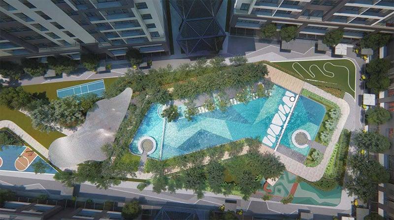 Dự án căn hộAnderson Park Bình Dương