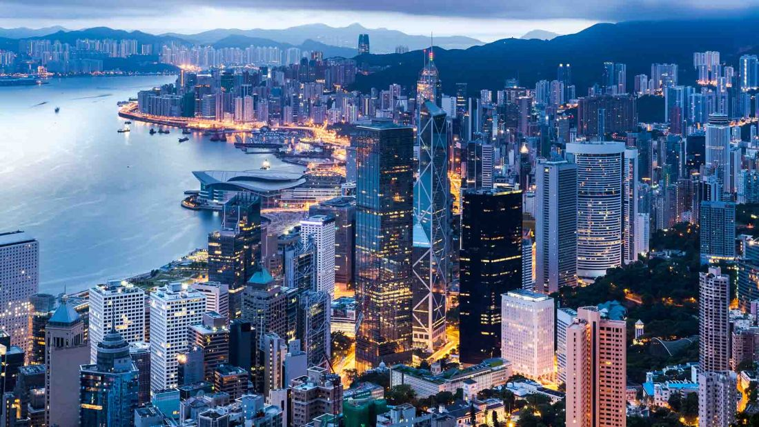 Tương lai nào đang chờ đón thị trường bất động sản Hồng Kông?