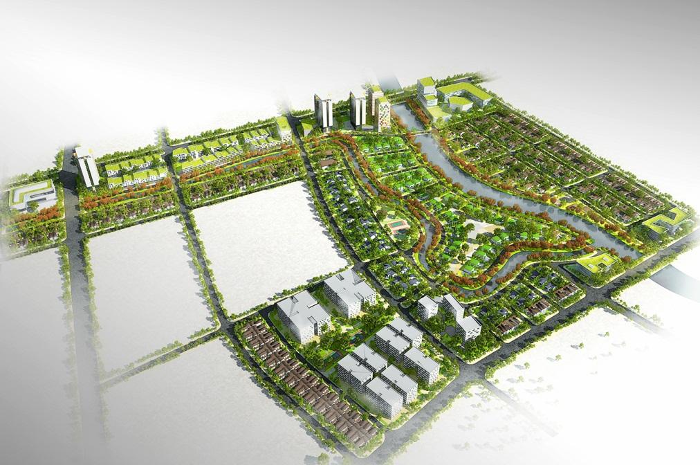 Khu đô thị Vinh Heritage Nghệ An 1