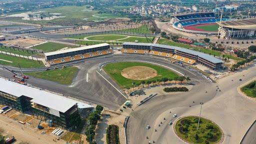 F1 thông báo hủy giải đua tại Việt Nam
