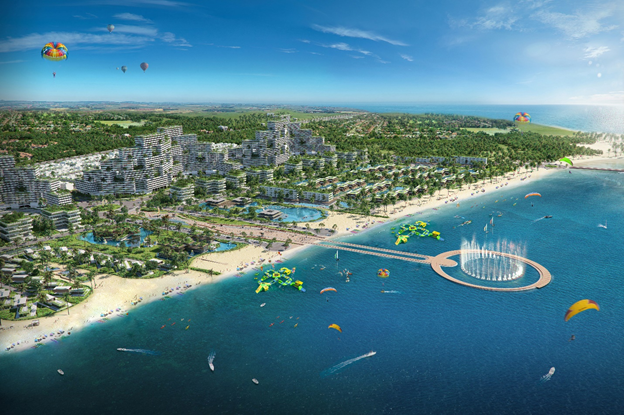 Quy mô dự án căn hộ Thanh Long Bay Phan Thiết