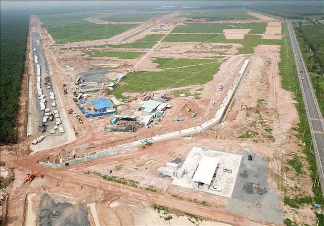 Đẩy nhanh tiến độ kiểm đếm đất đai vùng Dự án Sân bay Long Thành