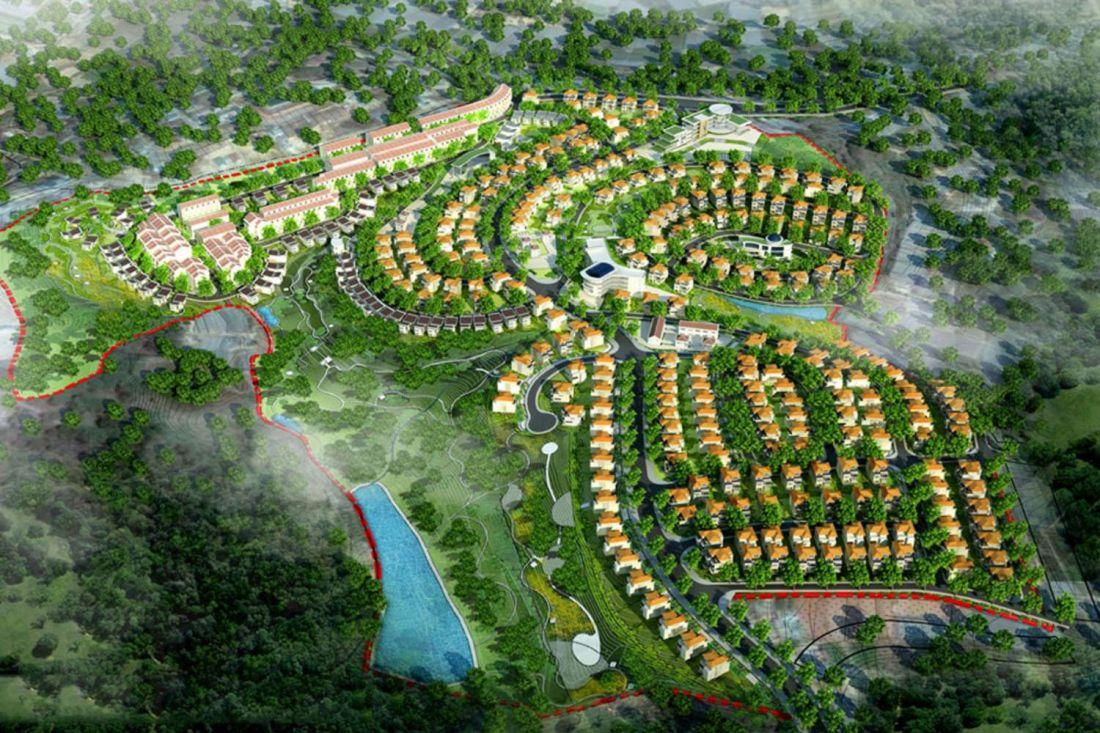 Đất nền Paradise Garden Đà Lạt