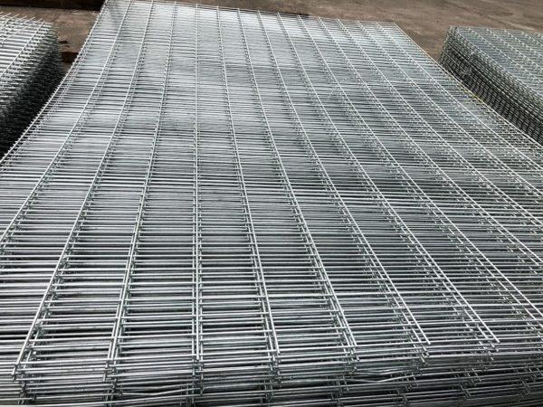 Ứng dụng lưới thép hàn mạ kẽm trong xây dựng