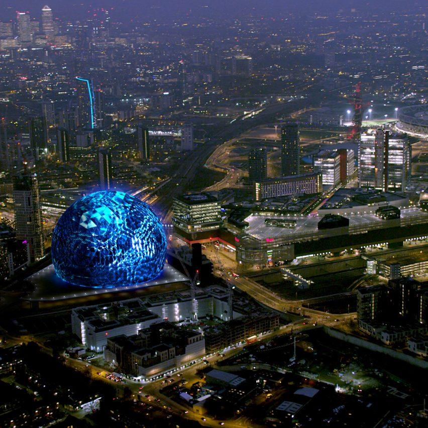 9 công trình kiến trúc hình cầu độc đáo trên thế giới