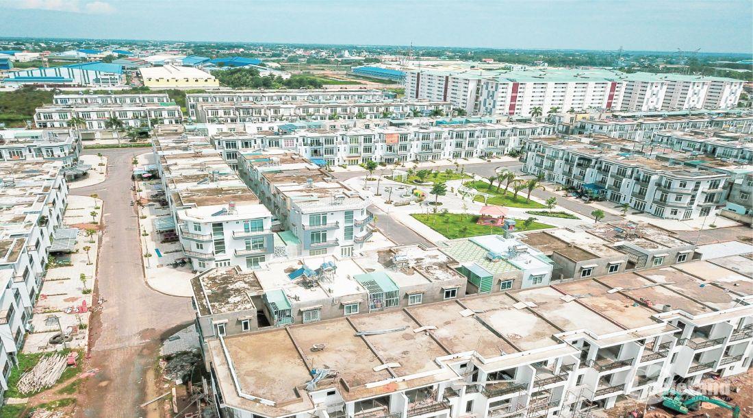 Long An sẽ là ngôi sao mới trên thị trường bất động sản?